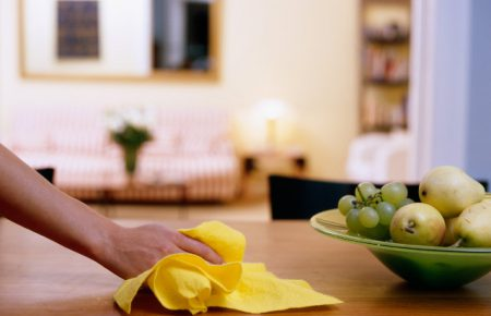 Domestic and Home Cleaning Services