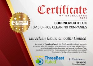 Top 3 Office Cleaning Companies
